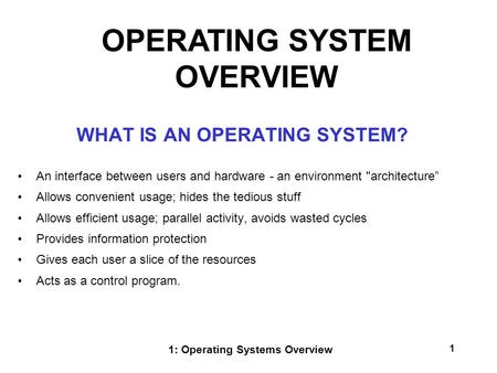 real time operating system architecture pdf