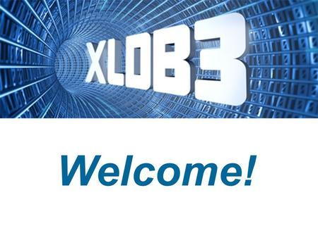 Welcome!. Goals XLDB Goals 1.Identify trends, commonalities and major roadblocks related to building extremely large databases 2.Bridge the gap between.