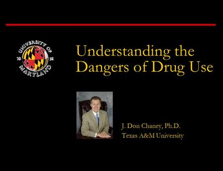 Understanding the Dangers of Drug Use