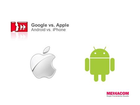 Google vs. Apple Android vs. iPhone. The Mobile marketplace is growing quicker than ever It is being driven by Smartphone uptake The iPhone has helped.