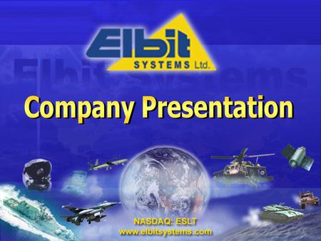December 2005 (2)(2) Elbit Systems Proprietary Information.