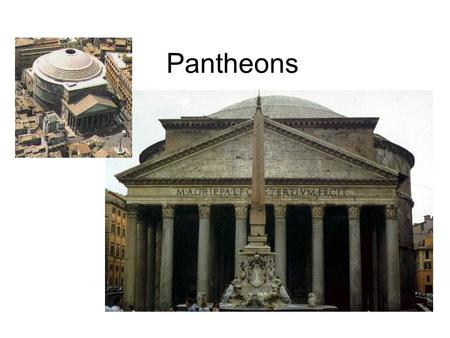 Pantheons. Important Terms Pantheon Polytheism / Monotheism Anthropomorphism / Theriomorphism Cosmogony / Theogony.