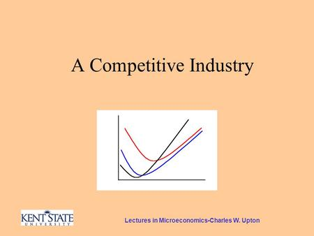 Lectures in Microeconomics-Charles W. Upton A Competitive Industry.