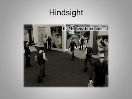Hindsight. Overview Project structure Initial Planning Communication Motivation The art team Lead art – own work.