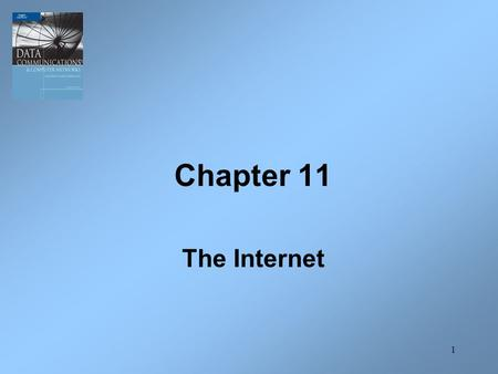 1 Chapter 11 The Internet. 2 Introduction Today's present Internet is a vast collection of thousands of networks and their attached devices. The Internet.