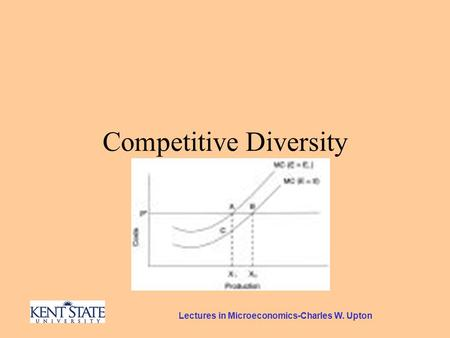 Lectures in Microeconomics-Charles W. Upton Competitive Diversity.