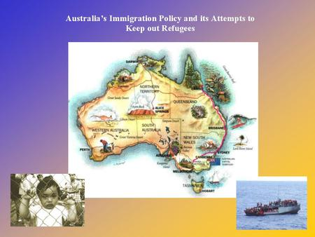 Info about Australia - 7 states; Western Australia is as big as Western Europe - 20 times larger than Germany - A quarter of Germany's population - annual.