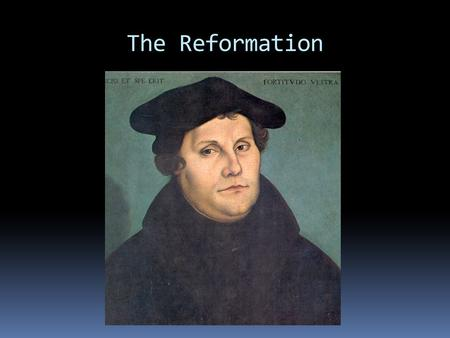 a history of the protestant reformation and how it influenced the people of europe The protestant reformation impacted religion reformation began to spread through europe before and during this time the reformation's impact has reached into modern history people have the freedom to choose religious beliefs or no beliefs at all.