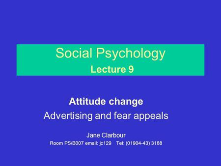 fear appeals in social marketing 08062018 free online library: social marketing and distracted driving behaviors among young adults: the effectiveness of fear appeals by academy of marketing.