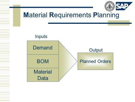 material requirements planning of honda Material requirements planning for sage 500: manage material requirement planning (mrp) from a single planning screen : it is impossible to understand material and distribution requirements across a large company without advanced planning tools.