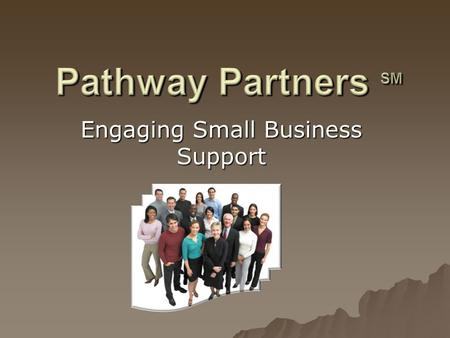Engaging Small Business Support.  Instant revenue generator to your organization  Helps donors in their lives & businesses  Puts donors in better position.