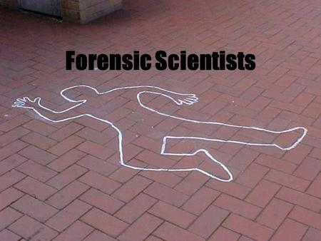 Forensic Scientists. Definition: Forensic comes from the Latin word forensis, meaning public. The modern definition of forensic means to be suitable for.