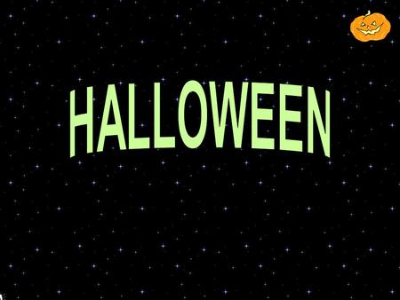 "1. Halloween is one of the oldest festivals in Great Britain. 2. Halloween is celebrated on October 31 st. 3. The full name of the festival is ""All."