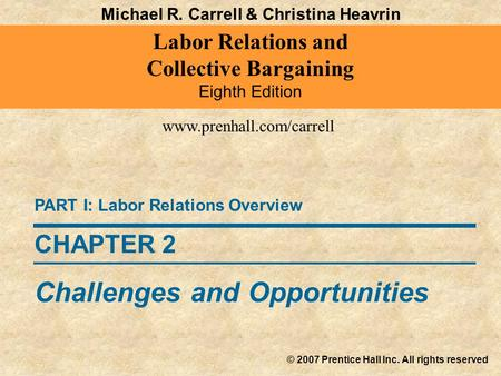 collective bargaining and labor relations essay More collective essay topics labor relations and collective bargaining: cases, practices and law prentice hall colosi, thomas r and arthur eliot berkeley (2006) collective bargaining: how it works and why wiley related posts.