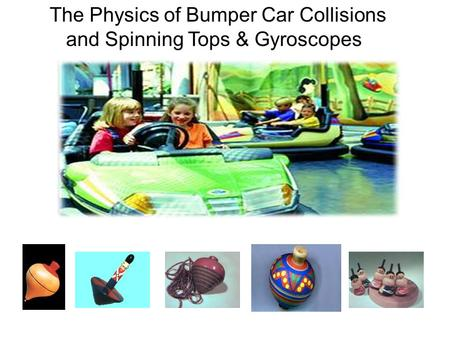 The Physics of Bumper Car Collisions