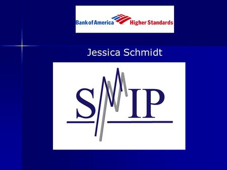 Jessica Schmidt. Presentation Outline Snapshot Snapshot Past Positions Past Positions Profile Profile History History Current News Current News Financial.