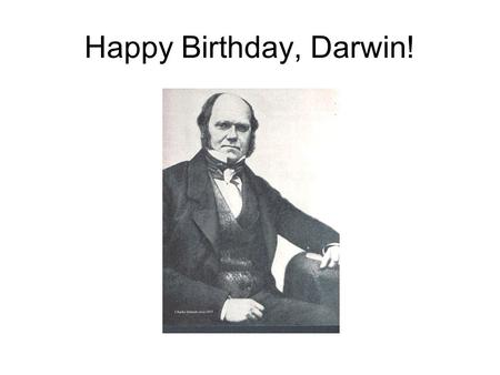 Happy Birthday, Darwin!. Show that {(A v ~C)  ~B, [~B  (Q &~Q)], ~C & A} ⊦ is inconsistent in SD 1 (A v ~C)  ~BA 2 ~B  (Q & ~Q)A 3 ~C & AA.