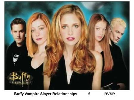 Buffy Vampire Slayer Relationships BVSR ≠. Creativity and Discovery as Blind Variation and Selective Retention: Multiple-Variant Definitions and Blind-Sighted.