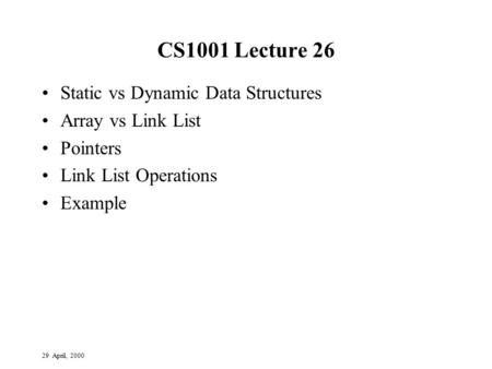 C++ Programming - Chapter 3