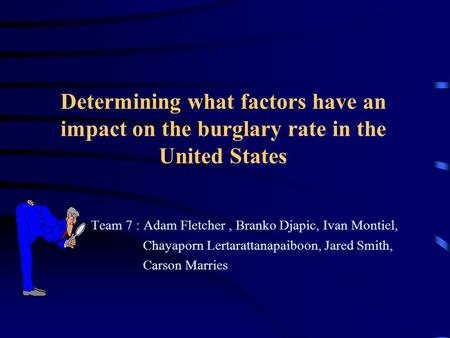 an analysis of the variables that affect juvenile sentencing in the united states justice system Racial disparities in sentencing: implications for the criminal justice system and the  than that of the united states,.
