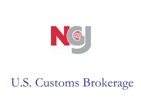 U.S. Customs Brokerage. Power of Attorney From the Importer of Record U.S. Company - –Power of Attorney – signed by an officer of the company with IRS.
