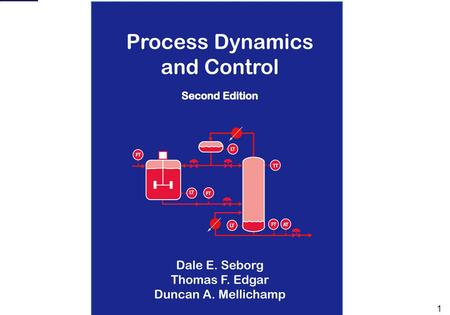 Process Dynamics Refers to unsteady-state or transient behavior.