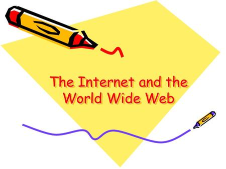 The Internet and the World Wide Web. Una DooneyThe Internet and WWWSlide 2 What is the Internet? A collection of networks (LANS and WANS) around the world.