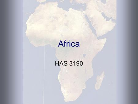 Africa HAS 3190. Cape Verde Language Creole and Portuguese.