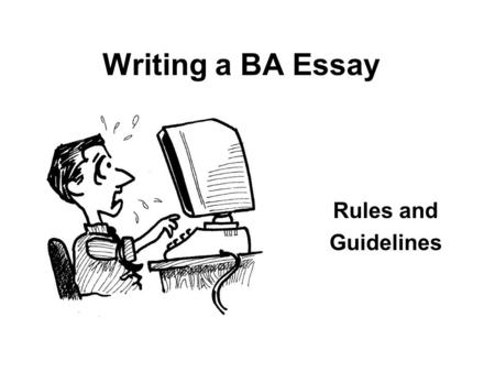 essay on rules School rules and regulations are made not to be broken rules are made for the safety and better welfare of the students in school another is to promote.