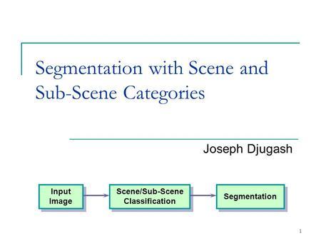 figure ground segmentation essay