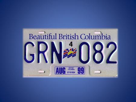 British Columbia Geography….. The westernmost of Canada's provinces and is famed for its natural beauty.  The westernmost of Canada's provinces.
