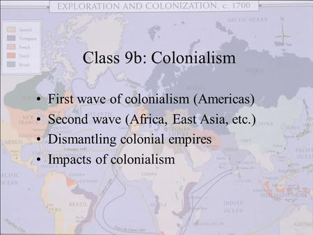 the americas vs asia and africa Unit 2: age of exploration   the journey from africa to the americas became known as the middle passage,  mainland southeast asia was a relatively stable .