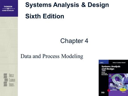 Data and Process Modeling