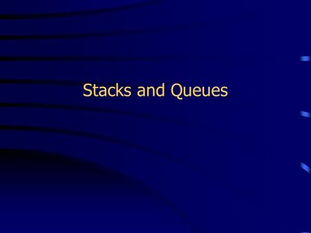 Stacks and Queues. Sample PMT online… Browse  1120/sumII05/PMT/2004_1/