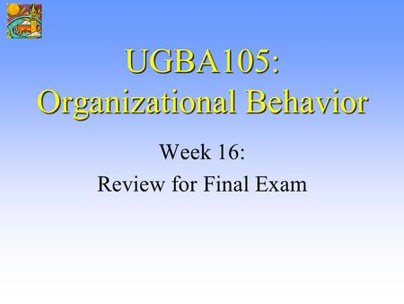 organizational behavior final exam Read and download organizational behavior final exam questions and answers free ebooks in pdf format organizational behavior organizational behavior organizational behavior.