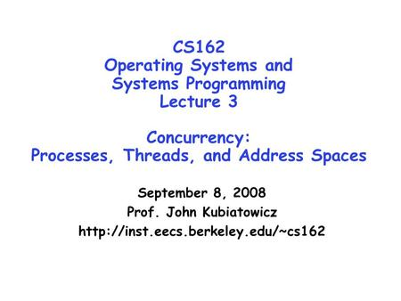 operating system concepts 9th edition instructor manual