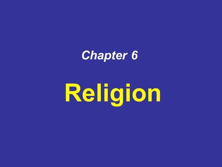 Chapter 6 Religion. Tyr Odin Thor Freja.