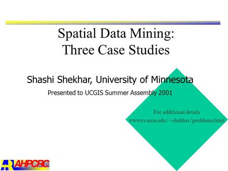 data mining case studies education Use data mining to improve student retention in higher education – a case study ying zhang, samia oussena thames valley university, london,uk.