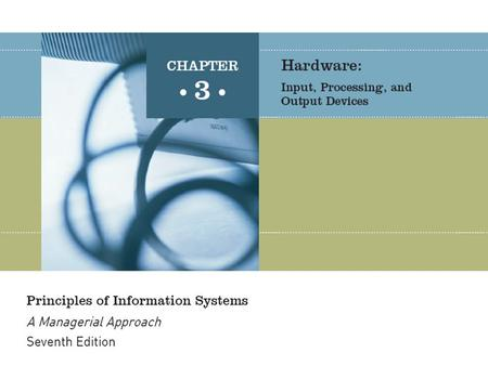 Assembling an effective, efficient computer system requires an understanding of its relationship to the information system and the organization. The computer.