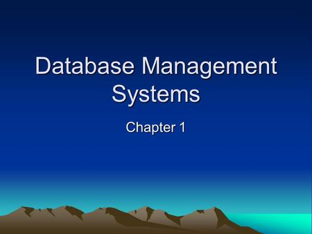 record management system chapter 1 Chapter 54-46 records management  records as used in this chapter 3 state record means: a  specific requirements of state law for a uniform system of.