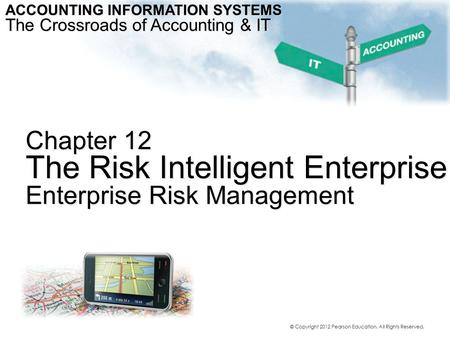 The Risk Intelligent Enterprise