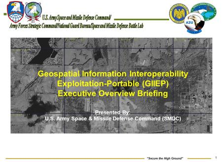 Geospatial Information Interoperability Exploitation-Portable (GIIEP)