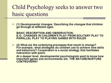 an introduction to the developmental and personality concepts Theories of personality8 th edition by jess feist and gregory feist and tomi-ann roberts chapter 1 introduction to personality theory what is personality development of personality jung's methods of investigation related research.