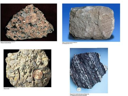 Mafic Intermediate Felsic - The mantle is made up of peridotite (ultramafic composition) - So why/how do we end up with so many different magma.