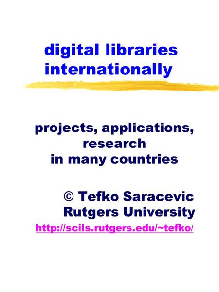 College writing and research rutgers library