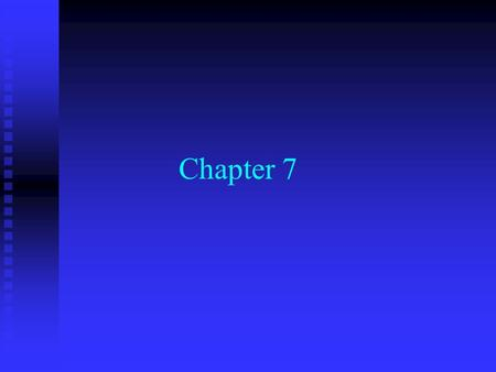 Chapter 7. Valuation and Characteristics of Bonds.