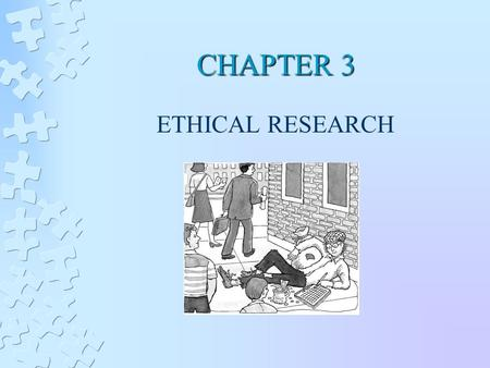 CHAPTER 3 ETHICAL RESEARCH. MILGRAM'S OBEDIENCE EXPERIMENT Study of the phenomenon of obedience to an authority figure Examined the effects of punishment.