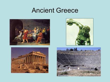 the greek civilization 2 essay