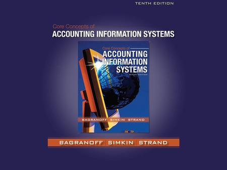 Chapter 10 Developing and Implementing Effective Accounting Information Systems