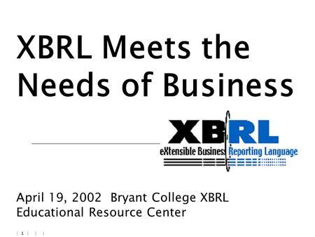 XBRL guide for UK businesses